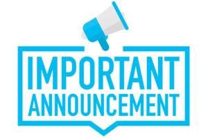 Board Announcement – 2021-2022